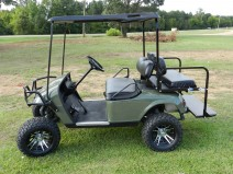 Bad Boy!  Lifted Used Golf Cart