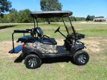 Hunting Camo Mississippi Used Golf Cart
