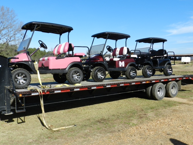 top brand like new golf carts for sale ms