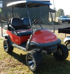 Example golf cart for sale in Jackson Mississippi