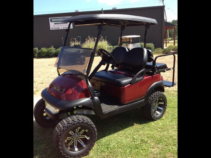 club car custom golf carts MS