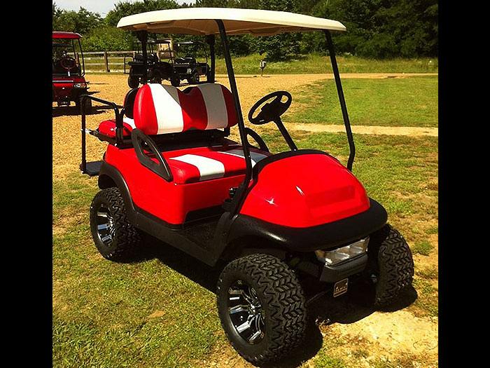 specialty golf carts for sale MS