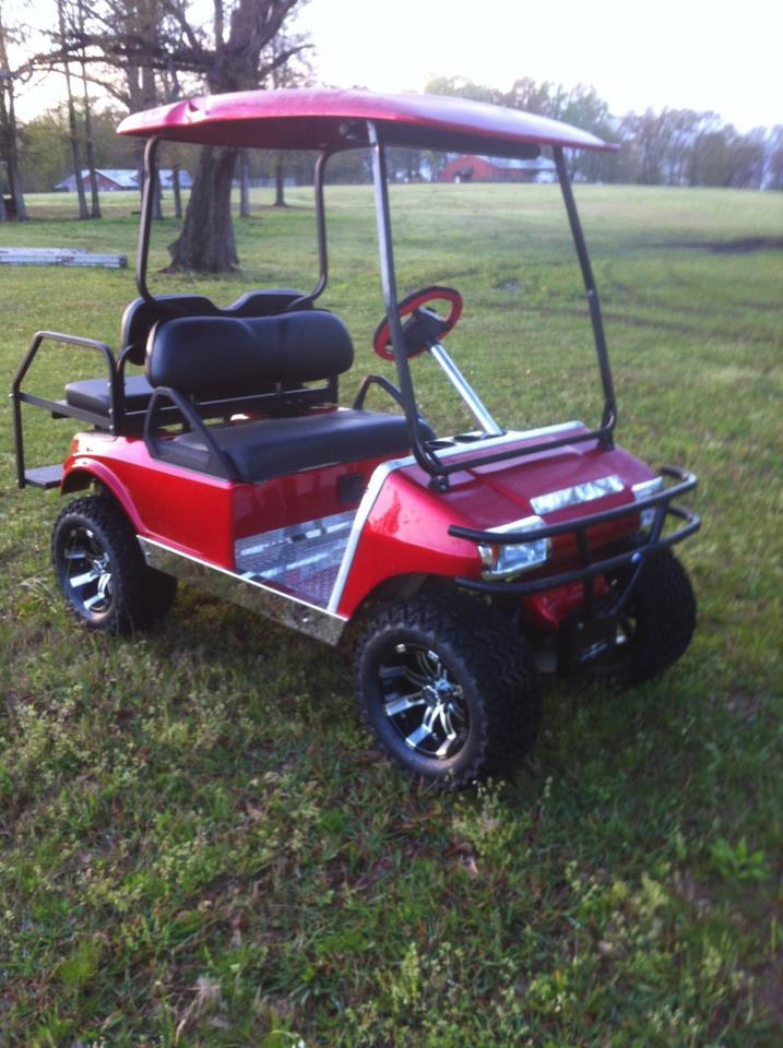 Mississippi street legal golf carts for sale