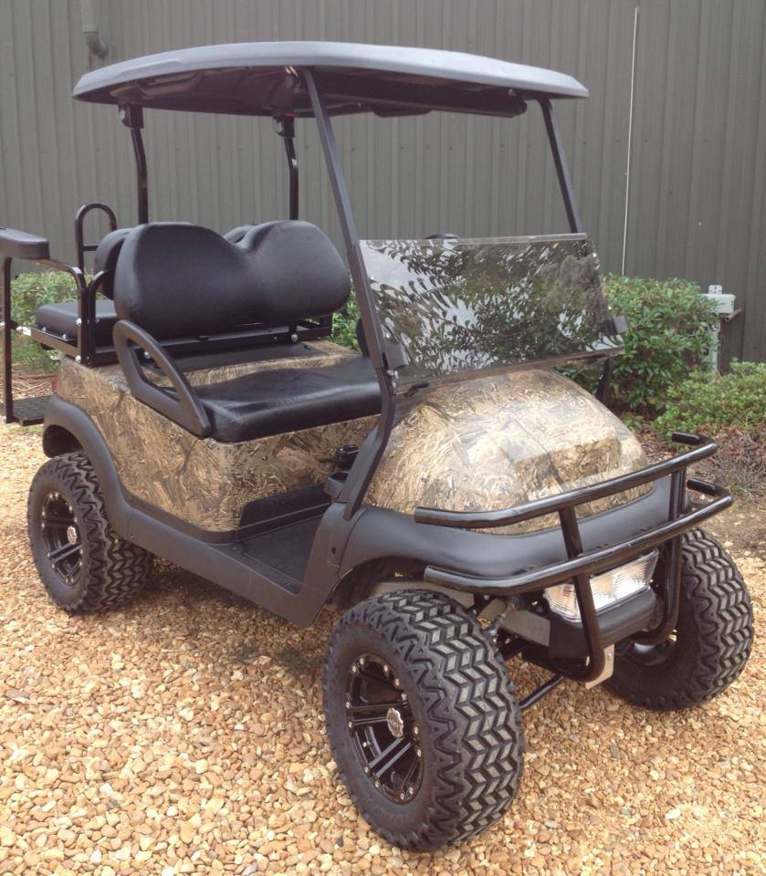 hunting-club-car-custom