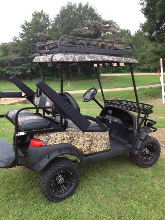 hunting golf cart gun racks for sale MS