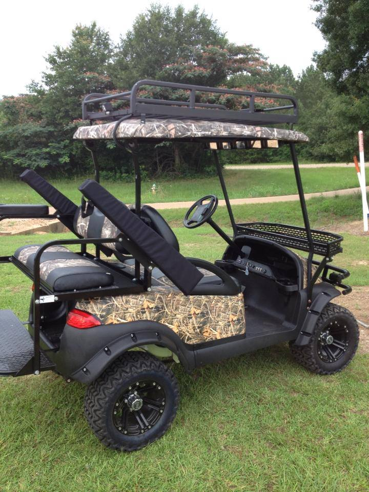 Hunting Golf Carts - Southeastern Carts & Accessories - Custom & Pre ...