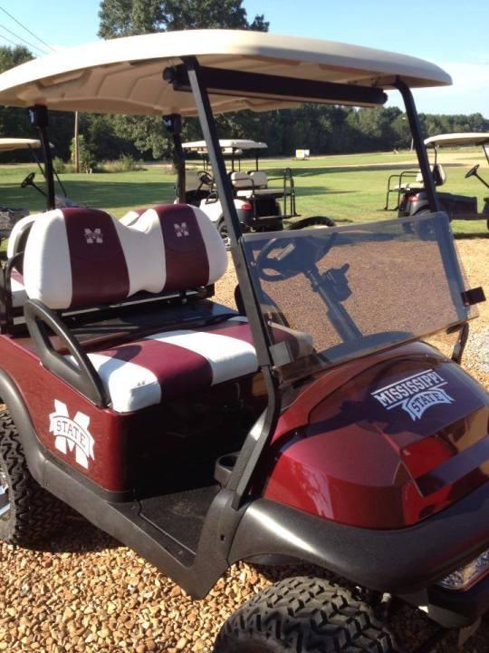 golf cart Custom Wheels for sale