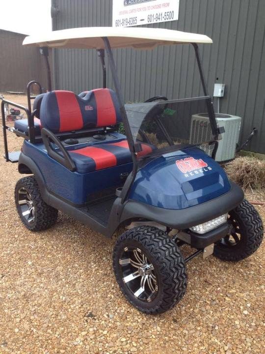 affordable golf carts MS