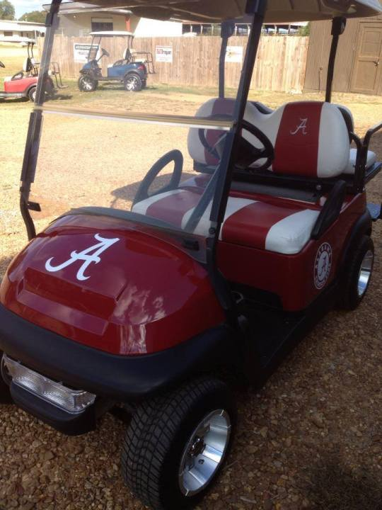 Alabama Golf Cart dealer
