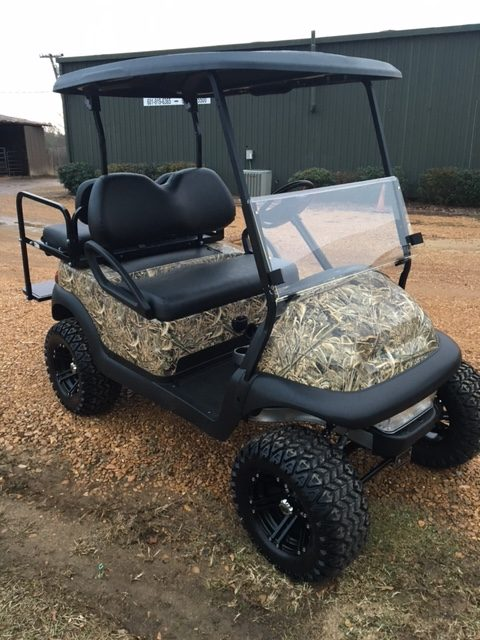 The Ultimate Hunting Golf Cart Southeastern Carts