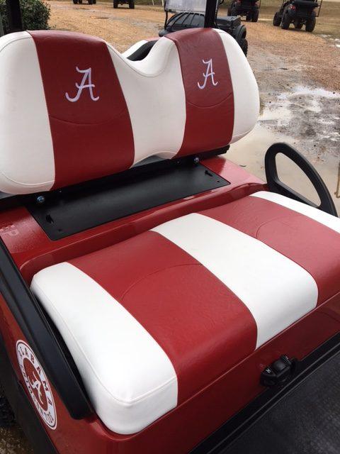 Custom Golf cart Seats for sale