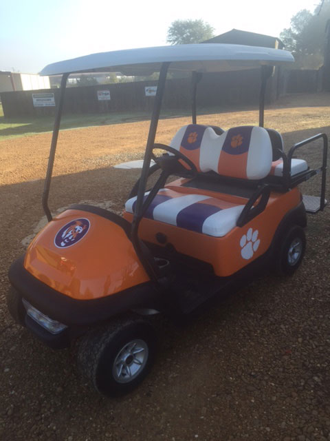 Tigers golf cart for sale MS