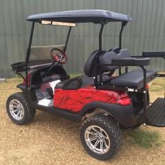 Custom golf cart Floor Mats for sale GA