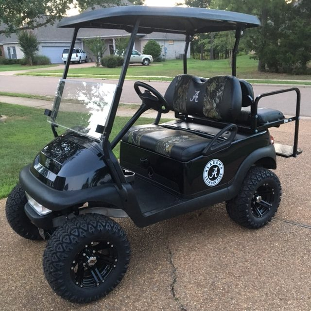 Roll Tide Cart for sale Ms