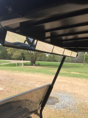 Golf Cart Rearview Mirror for sale georgia