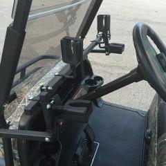 Golf Cart Gun Mount for sale