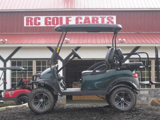Hunter Green Club Cart
