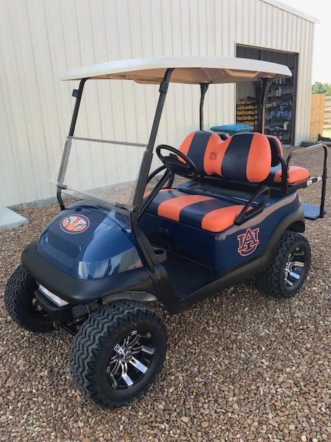 Auburn Tigers Custom Golf Cart for sale jackson ms