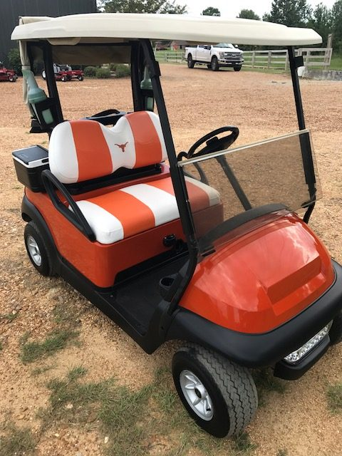 Texas Longhorns golf cart MS