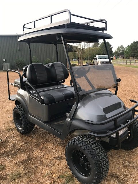 accessories for golf carts roof rack