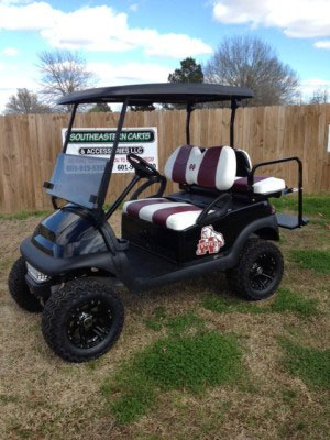 bulldogs Custom Golf Carts ms