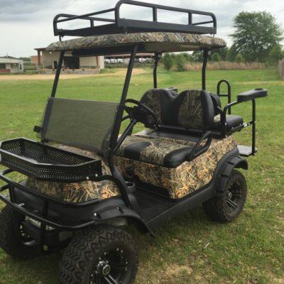 golf cart roof racks