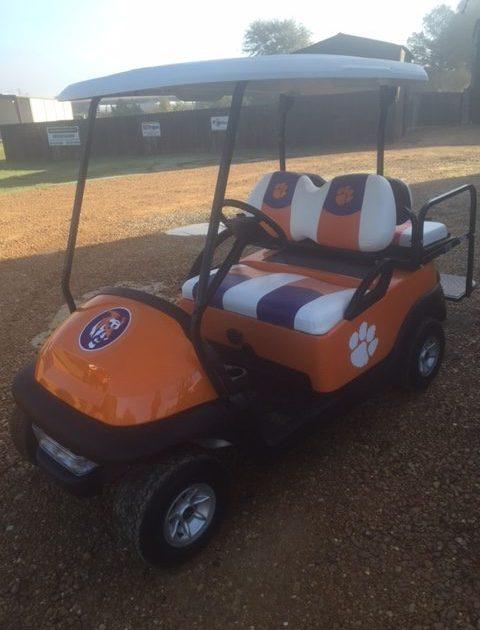 golf cart repair parts